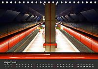 U-Bahn-Stationen des Westens (Tischkalender 2019 DIN A5 quer) - Produktdetailbild 8