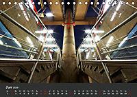 U-Bahn-Stationen des Westens (Tischkalender 2019 DIN A5 quer) - Produktdetailbild 6