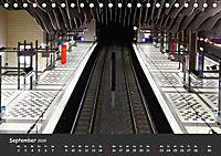U-Bahn-Stationen des Westens (Tischkalender 2019 DIN A5 quer) - Produktdetailbild 9