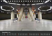 U-Bahn-Stationen des Westens (Tischkalender 2019 DIN A5 quer) - Produktdetailbild 11