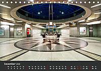 U-Bahn-Stationen des Westens (Tischkalender 2019 DIN A5 quer) - Produktdetailbild 12