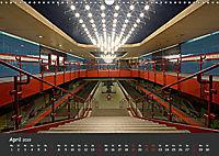 U-Bahn-Stationen des Westens (Wandkalender 2019 DIN A3 quer) - Produktdetailbild 4