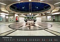 U-Bahn-Stationen des Westens (Wandkalender 2019 DIN A3 quer) - Produktdetailbild 12