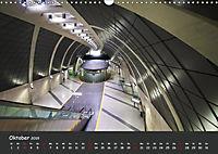 U-Bahn-Stationen des Westens (Wandkalender 2019 DIN A3 quer) - Produktdetailbild 10