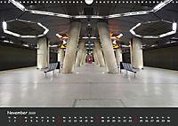 U-Bahn-Stationen des Westens (Wandkalender 2019 DIN A3 quer) - Produktdetailbild 11