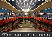 U-Bahn-Stationen des Westens (Wandkalender 2019 DIN A2 quer) - Produktdetailbild 4