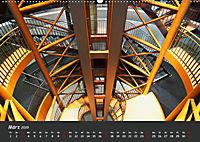 U-Bahn-Stationen des Westens (Wandkalender 2019 DIN A2 quer) - Produktdetailbild 3