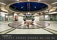 U-Bahn-Stationen des Westens (Wandkalender 2019 DIN A2 quer) - Produktdetailbild 12