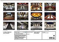 U-Bahn-Stationen des Westens (Wandkalender 2019 DIN A2 quer) - Produktdetailbild 13