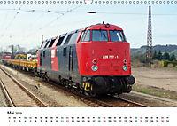 U-Boot trifft Babelsbergerin. Die Baureihen 118 und 119 der Deutschen Reichsbahn (Wandkalender 2019 DIN A3 quer) - Produktdetailbild 1