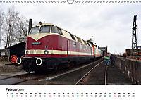U-Boot trifft Babelsbergerin. Die Baureihen 118 und 119 der Deutschen Reichsbahn (Wandkalender 2019 DIN A3 quer) - Produktdetailbild 4