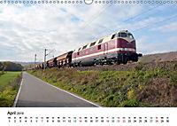 U-Boot trifft Babelsbergerin. Die Baureihen 118 und 119 der Deutschen Reichsbahn (Wandkalender 2019 DIN A3 quer) - Produktdetailbild 3
