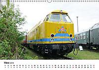 U-Boot trifft Babelsbergerin. Die Baureihen 118 und 119 der Deutschen Reichsbahn (Wandkalender 2019 DIN A3 quer) - Produktdetailbild 2