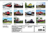 U-Boot trifft Babelsbergerin. Die Baureihen 118 und 119 der Deutschen Reichsbahn (Wandkalender 2019 DIN A3 quer) - Produktdetailbild 6