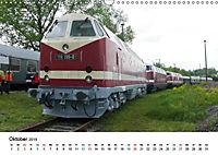 U-Boot trifft Babelsbergerin. Die Baureihen 118 und 119 der Deutschen Reichsbahn (Wandkalender 2019 DIN A3 quer) - Produktdetailbild 5