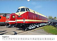 U-Boot trifft Babelsbergerin. Die Baureihen 118 und 119 der Deutschen Reichsbahn (Wandkalender 2019 DIN A3 quer) - Produktdetailbild 8