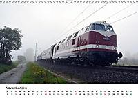 U-Boot trifft Babelsbergerin. Die Baureihen 118 und 119 der Deutschen Reichsbahn (Wandkalender 2019 DIN A3 quer) - Produktdetailbild 9