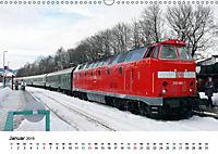 U-Boot trifft Babelsbergerin. Die Baureihen 118 und 119 der Deutschen Reichsbahn (Wandkalender 2019 DIN A3 quer) - Produktdetailbild 10