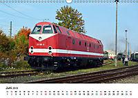 U-Boot trifft Babelsbergerin. Die Baureihen 118 und 119 der Deutschen Reichsbahn (Wandkalender 2019 DIN A3 quer) - Produktdetailbild 13