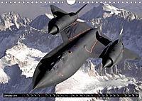U.S. Aircraft - Fighting Jets (Wall Calendar 2019 DIN A4 Landscape) - Produktdetailbild 1