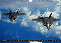 U.S. Aircraft - Fighting Jets (Wall Calendar 2019 DIN A4 Landscape) - Produktdetailbild 8