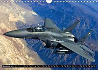 U.S. Aircraft - Fighting Jets (Wall Calendar 2019 DIN A4 Landscape) - Produktdetailbild 11