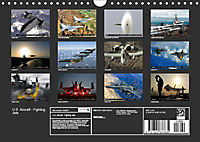U.S. Aircraft - Fighting Jets (Wall Calendar 2019 DIN A4 Landscape) - Produktdetailbild 13