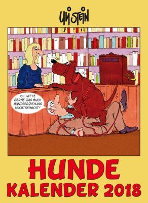 U.Stein Hundekalender 2018