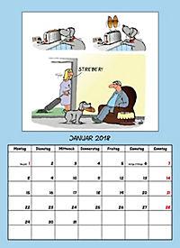U.Stein Hundekalender 2018 - Produktdetailbild 1