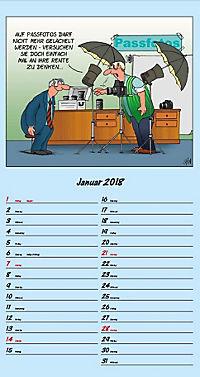 U. Stein Rentnerkalender 2018 - Produktdetailbild 1