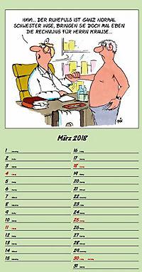 U. Stein Rentnerkalender 2018 - Produktdetailbild 3