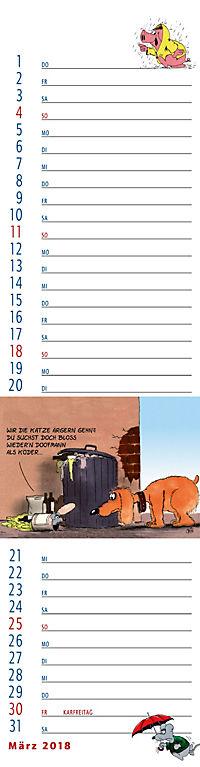 U.Stein Streifenkalender 2018 - Produktdetailbild 3