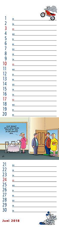 U.Stein Streifenkalender 2018 - Produktdetailbild 6
