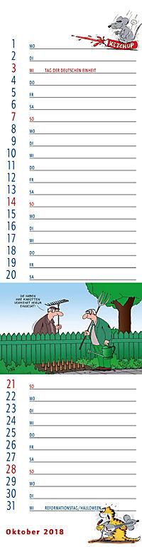 U.Stein Streifenkalender 2018 - Produktdetailbild 10