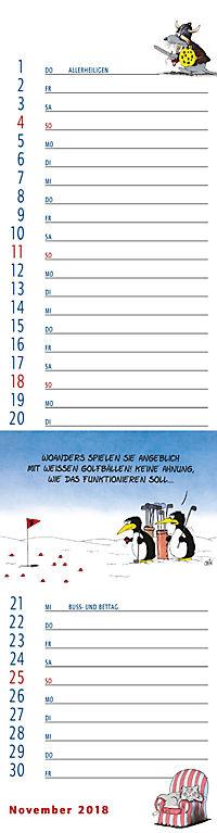 U.Stein Streifenkalender 2018 - Produktdetailbild 11