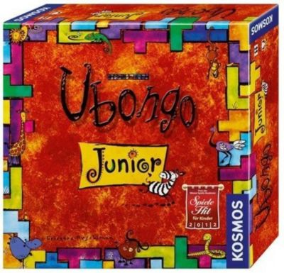 Ubongo Junior - Kinderspiel, Grzegorz Rejchtmann