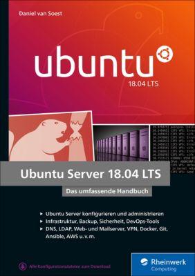 Ubuntu Server 18.04 LTS, Daniel van Soest