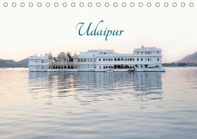 Udaipur (Tischkalender 2019 DIN A5 quer), Victoria Knobloch