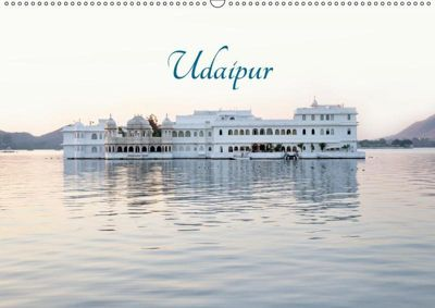 Udaipur (Wandkalender 2019 DIN A2 quer), Victoria Knobloch