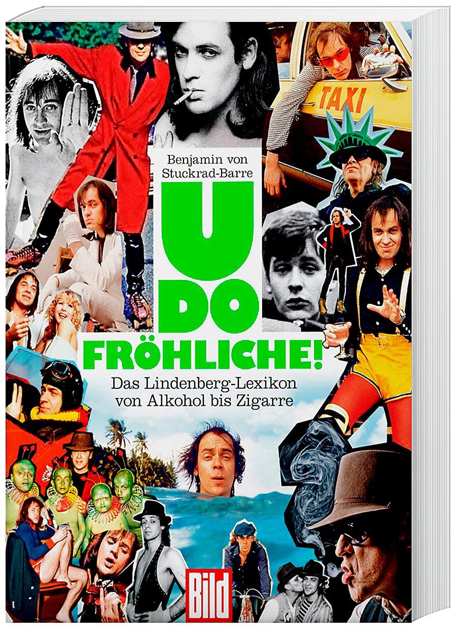 Weihnachtskarten Udo Lindenberg.Udo Fröhliche Buch Jetzt Portofrei Bei Weltbild De Bestellen