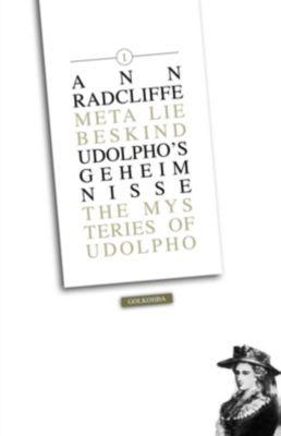 Udolpho's Geheimnisse, Ann Radcliffe