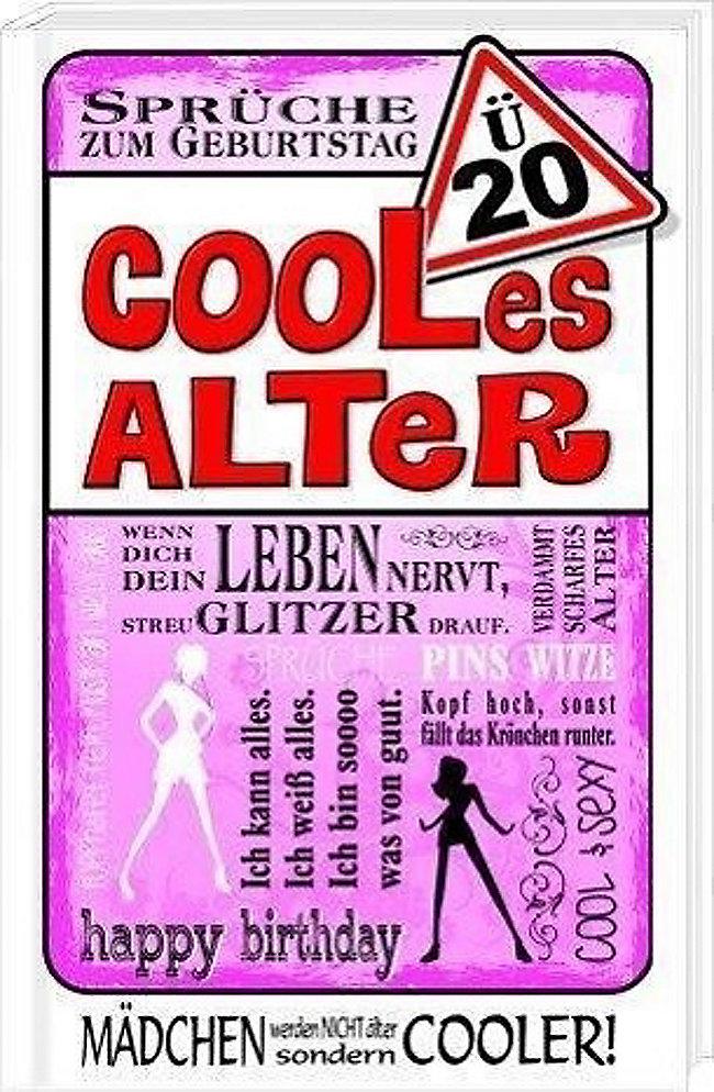 7422dad59b64 Ü20 - Cooles Alter Frauen Buch bei Weltbild.ch online bestellen