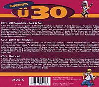 Ü30-Superhits-Rock & Pop - Produktdetailbild 1