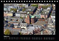 über den Dächern von FRANKFURT (Tischkalender 2019 DIN A5 quer) - Produktdetailbild 3