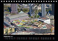über den Dächern von FRANKFURT (Tischkalender 2019 DIN A5 quer) - Produktdetailbild 9