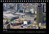 über den Dächern von FRANKFURT (Tischkalender 2019 DIN A5 quer) - Produktdetailbild 6