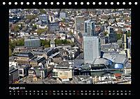 über den Dächern von FRANKFURT (Tischkalender 2019 DIN A5 quer) - Produktdetailbild 8