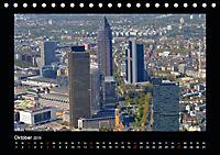 über den Dächern von FRANKFURT (Tischkalender 2019 DIN A5 quer) - Produktdetailbild 10