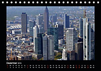 über den Dächern von FRANKFURT (Tischkalender 2019 DIN A5 quer) - Produktdetailbild 12