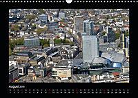 über den Dächern von FRANKFURT (Wandkalender 2019 DIN A3 quer) - Produktdetailbild 8